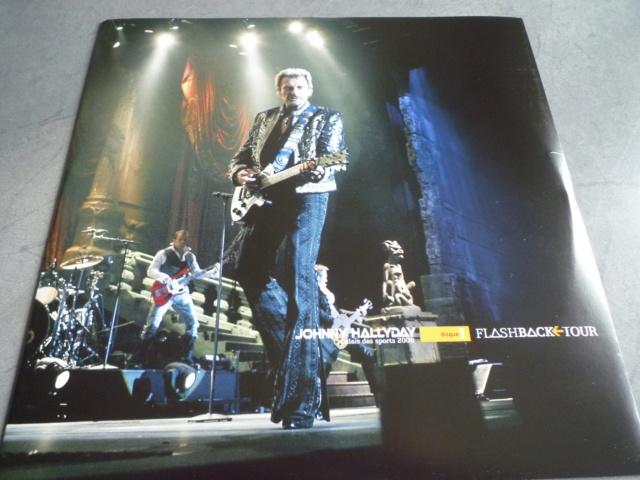 """triple vinyle """"palais des sports 2006-flashback tour"""" édité par WARNER P1610531"""