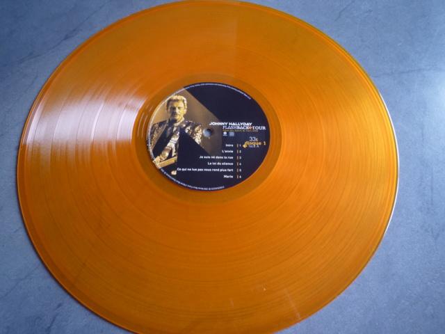 """triple vinyle """"palais des sports 2006-flashback tour"""" édité par WARNER P1610535"""