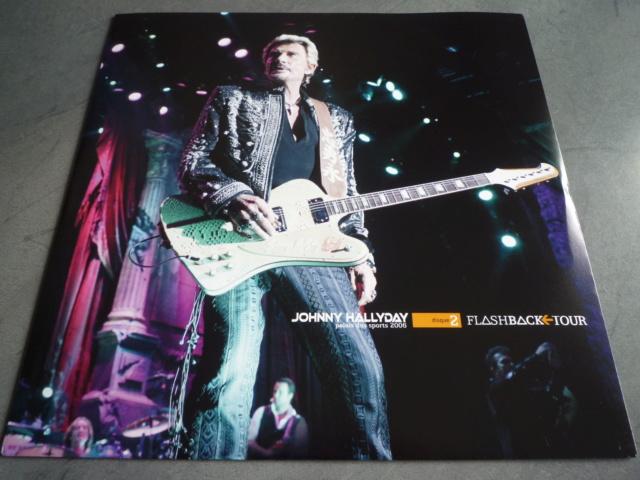 """triple vinyle """"palais des sports 2006-flashback tour"""" édité par WARNER P1610538"""