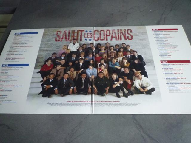 """double 33 tours """"Salut les copains"""" édité par UNIVERSAL P1610574"""