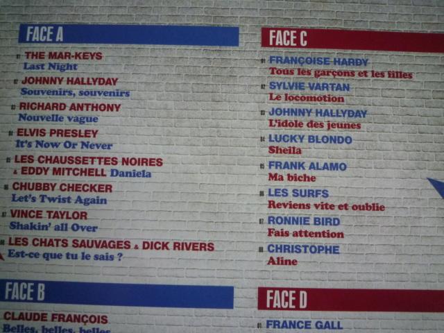 """double 33 tours """"Salut les copains"""" édité par UNIVERSAL P1610576"""