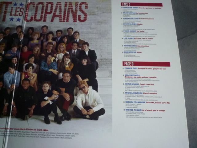"""double 33 tours """"Salut les copains"""" édité par UNIVERSAL P1610578"""