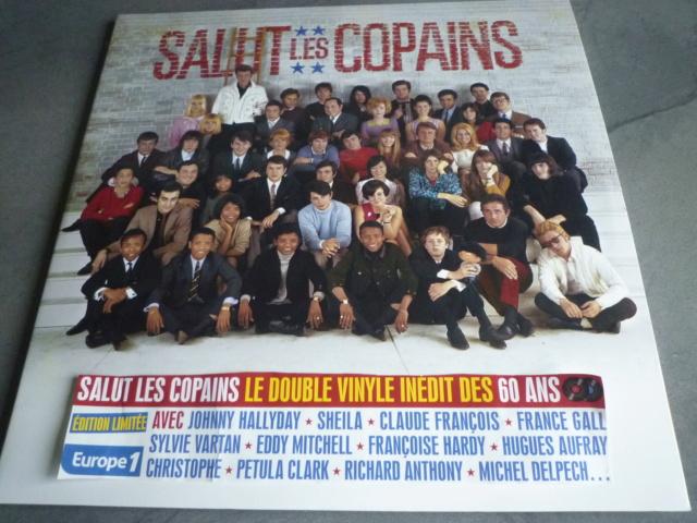 """double 33 tours """"Salut les copains"""" édité par UNIVERSAL P1610587"""