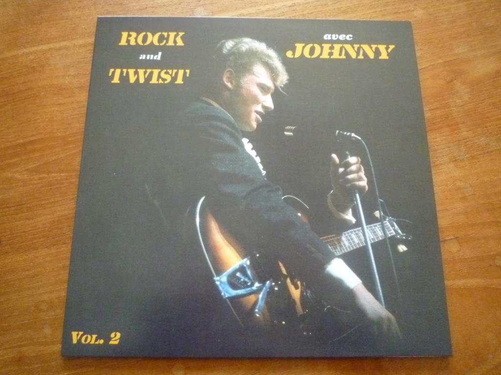 """25cm-33 tours """"rock and twist, volume 2"""" édité par JBM P1610697"""
