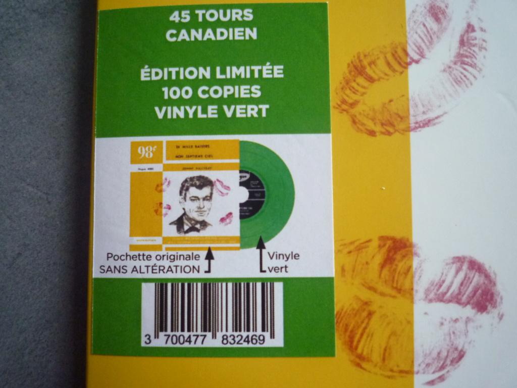 """45 tours canadien """"24000 baisers"""" édité par LMLR P1610745"""