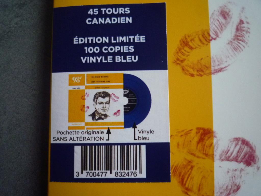 """45 tours canadien """"24000 baisers"""" édité par LMLR P1610748"""