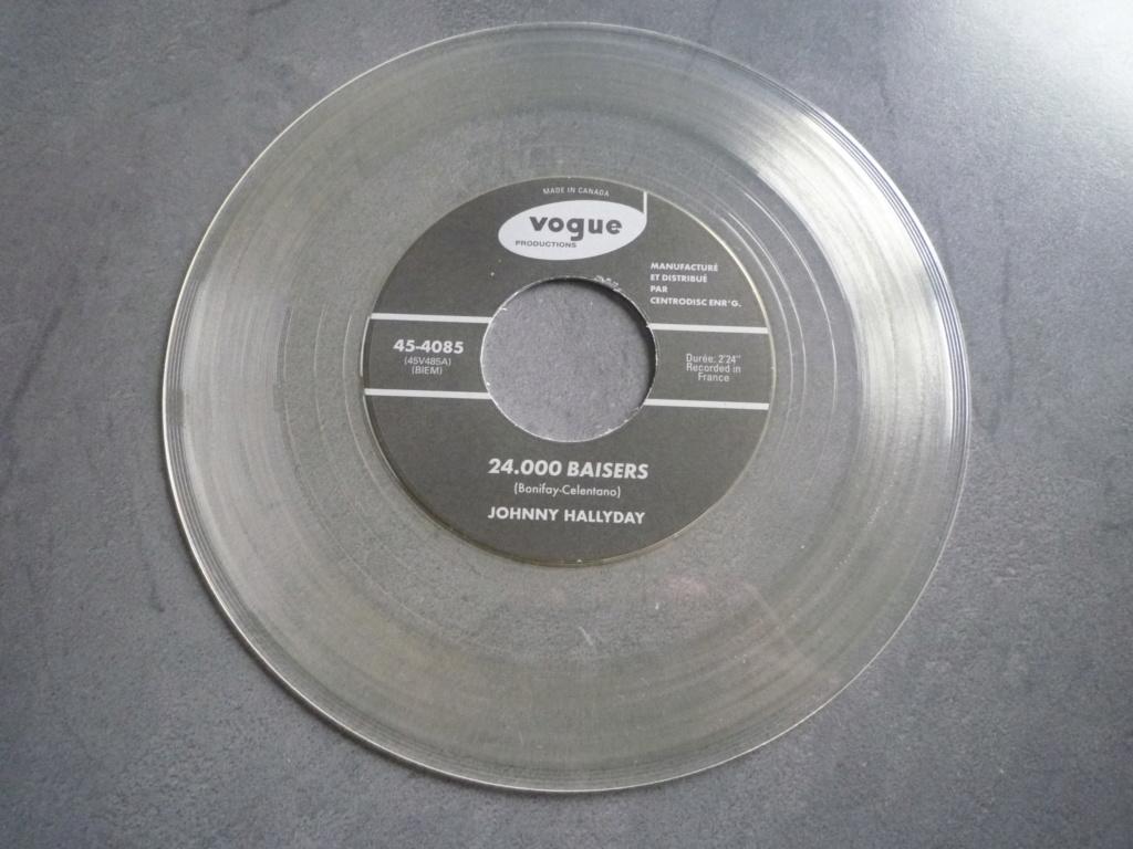 """45 tours canadien """"24000 baisers"""" édité par LMLR P1610750"""
