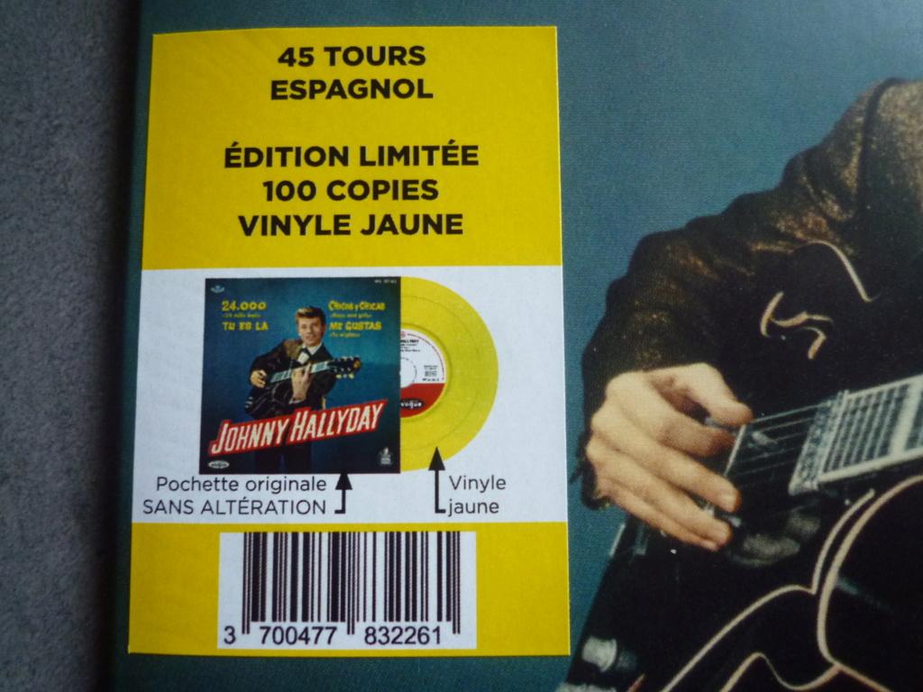 """45 tours espagnol """"24000 baisers"""" édité par LMLR P1610754"""