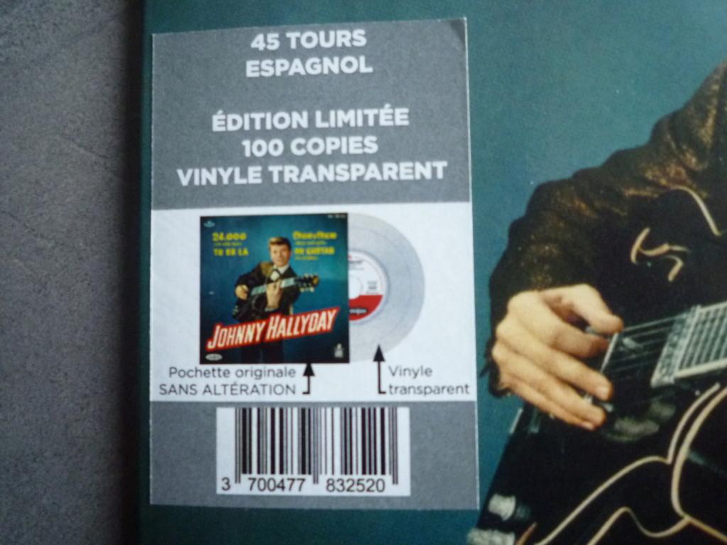 """45 tours espagnol """"24000 baisers"""" édité par LMLR P1610769"""