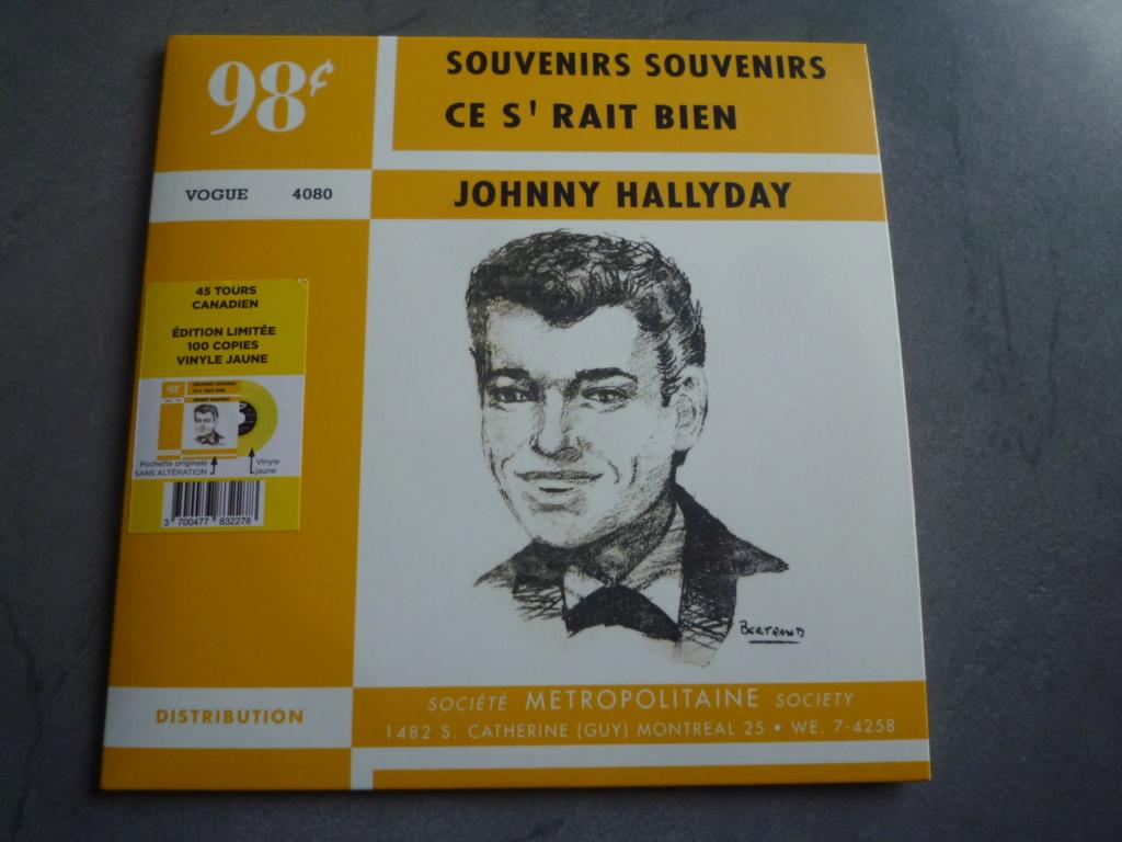 """45 tours canadien """"souvenirs,souvenirs"""" édité par LMLR P1610777"""