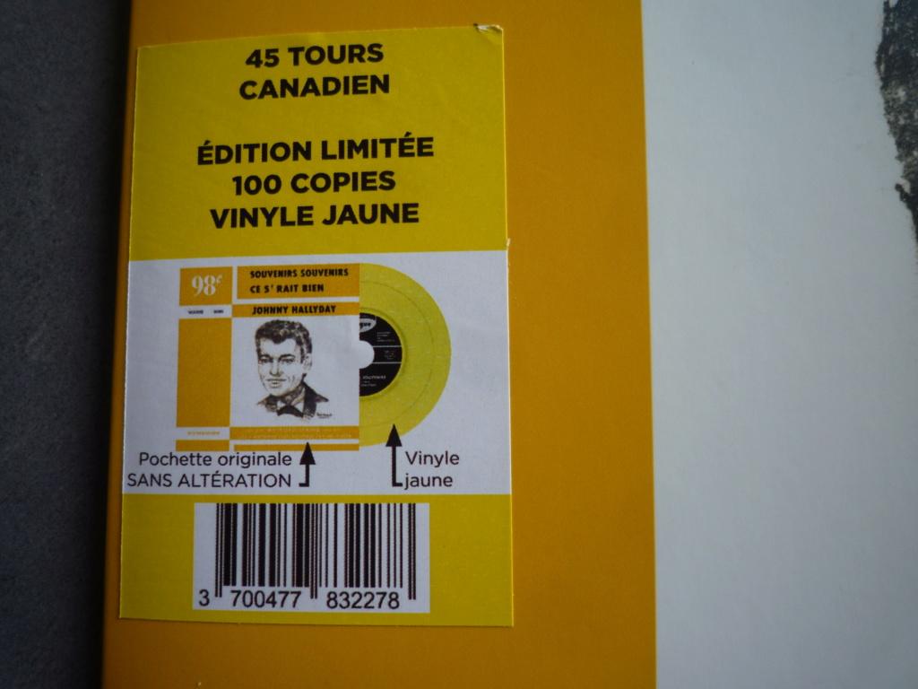 """45 tours canadien """"souvenirs,souvenirs"""" édité par LMLR P1610778"""