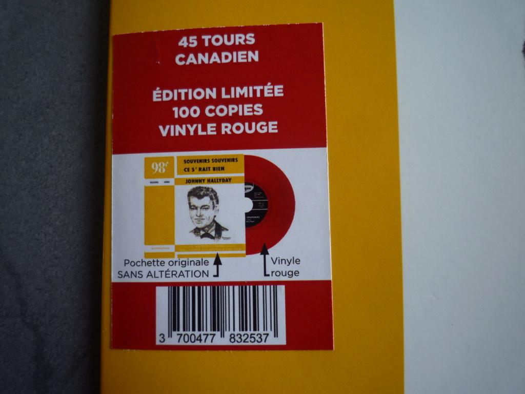 """45 tours canadien """"souvenirs,souvenirs"""" édité par LMLR P1610782"""