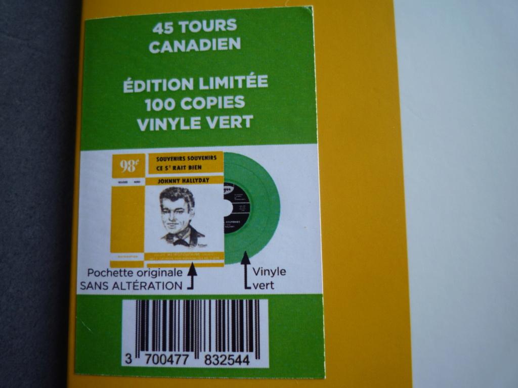 """45 tours canadien """"souvenirs,souvenirs"""" édité par LMLR P1610784"""