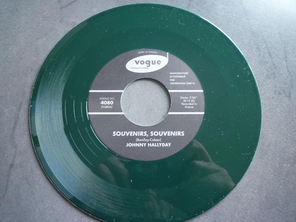 """45 tours canadien """"souvenirs,souvenirs"""" édité par LMLR P1610785"""