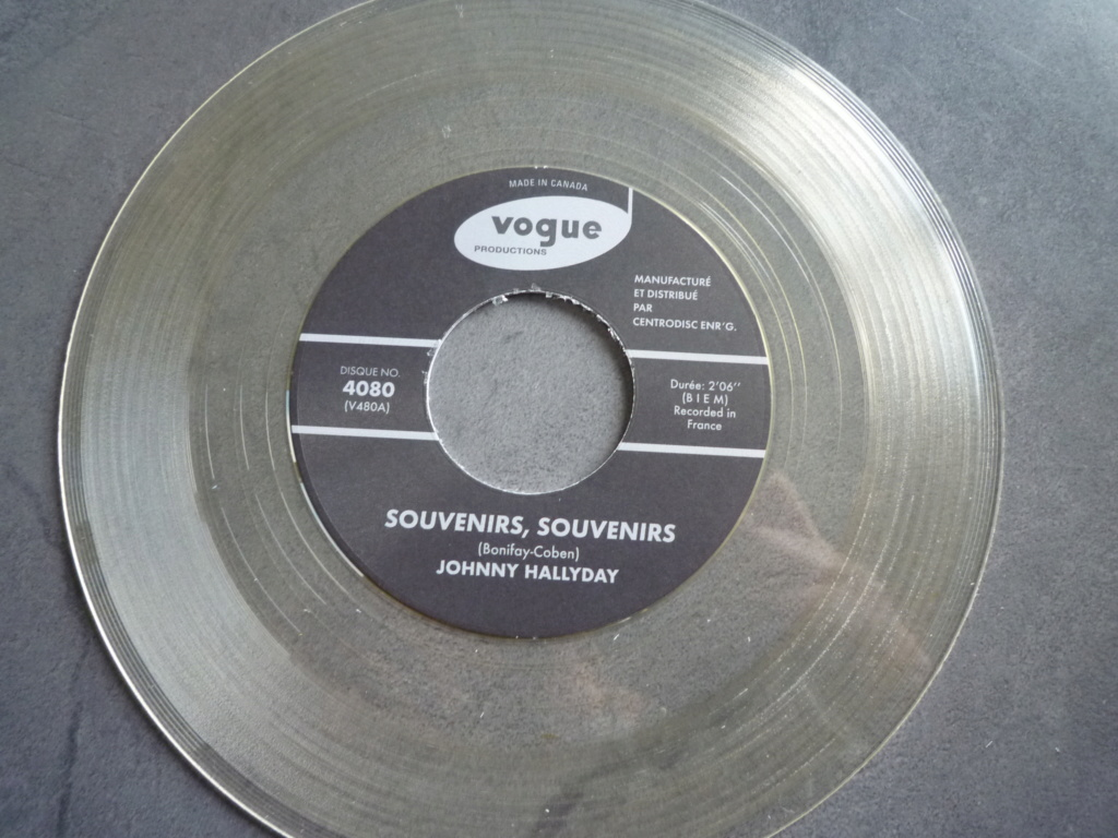 """45 tours canadien """"souvenirs,souvenirs"""" édité par LMLR P1610788"""