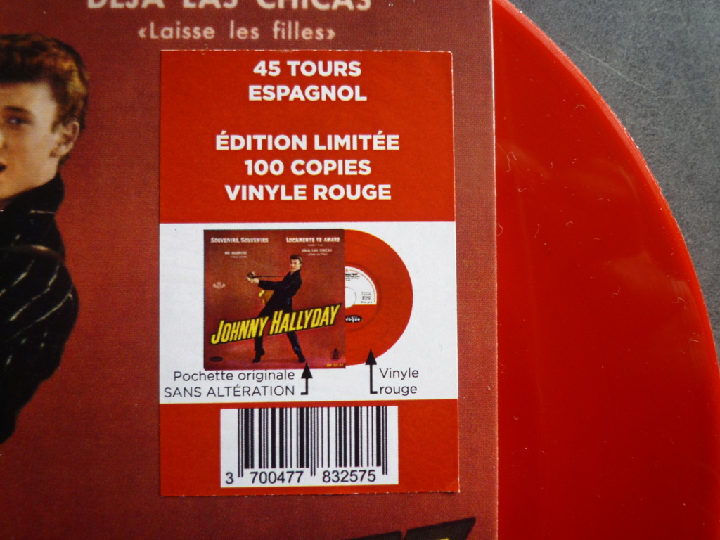 """45 tours espagnol """"souvenirs,souvenirs"""" édité par LMLR P1610797"""