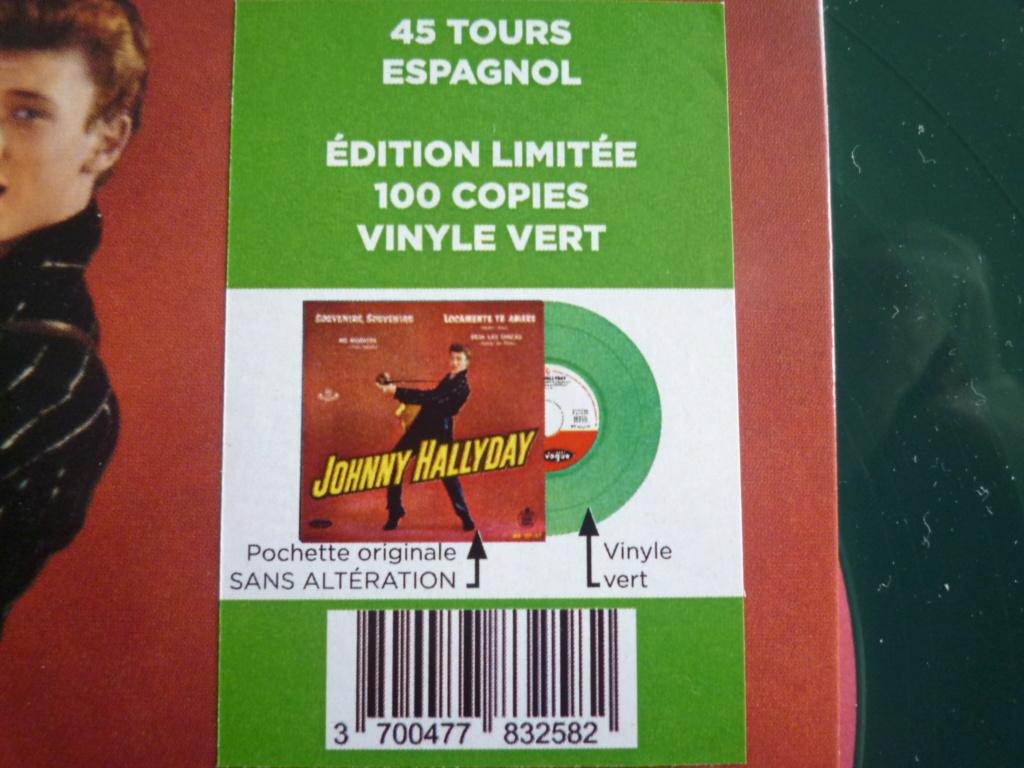 """45 tours espagnol """"souvenirs,souvenirs"""" édité par LMLR P1610799"""