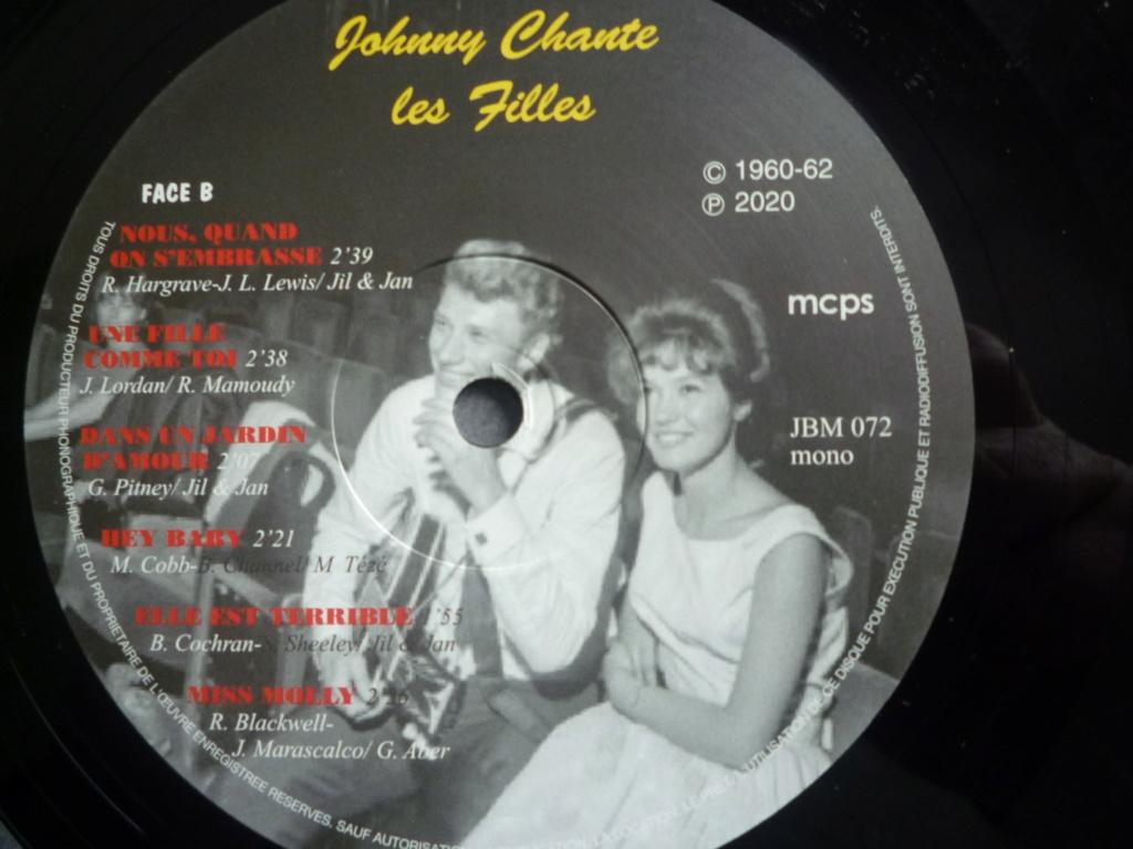"""25cm-33 tours """"Johnny chante les filles """" édité par JBM P1610810"""