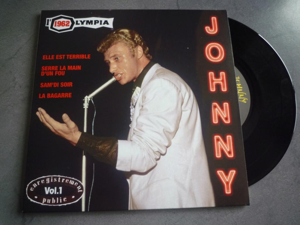 """45 tours """"Olympia 1962, volume 1"""" édité par JBM P1610812"""
