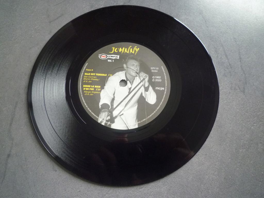"""45 tours """"Olympia 1962, volume 1"""" édité par JBM P1610815"""