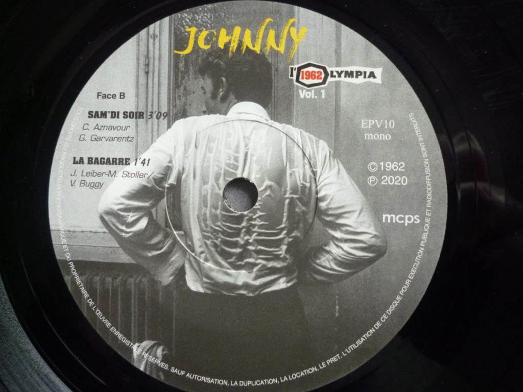 """45 tours """"Olympia 1962, volume 1"""" édité par JBM P1610817"""