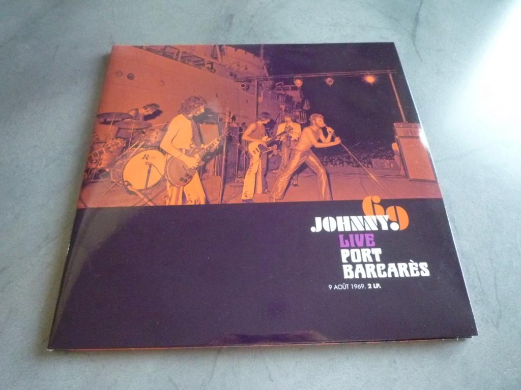 """double 33 tours """"Johnny 69, live Port Barcarès"""" édité par mercury P1610881"""
