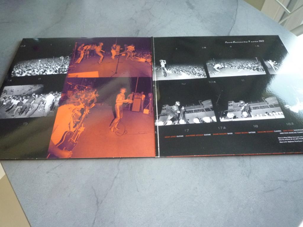 """double 33 tours """"Johnny 69, live Port Barcarès"""" édité par mercury P1610886"""