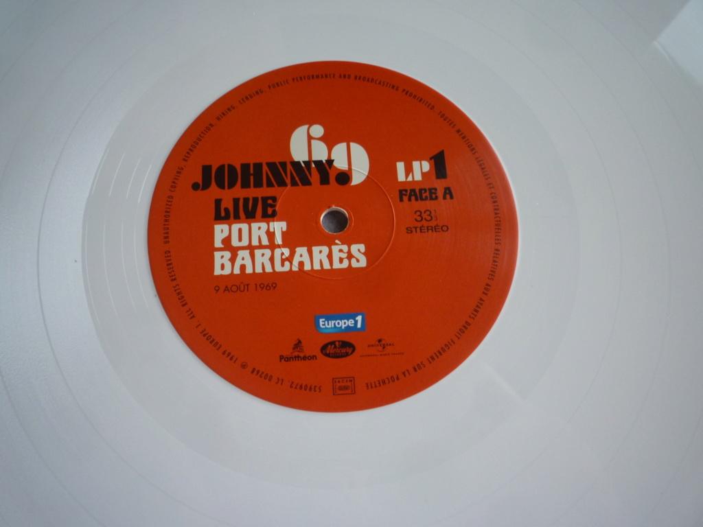 """double 33 tours """"Johnny 69, live Port Barcarès"""" édité par mercury P1610888"""