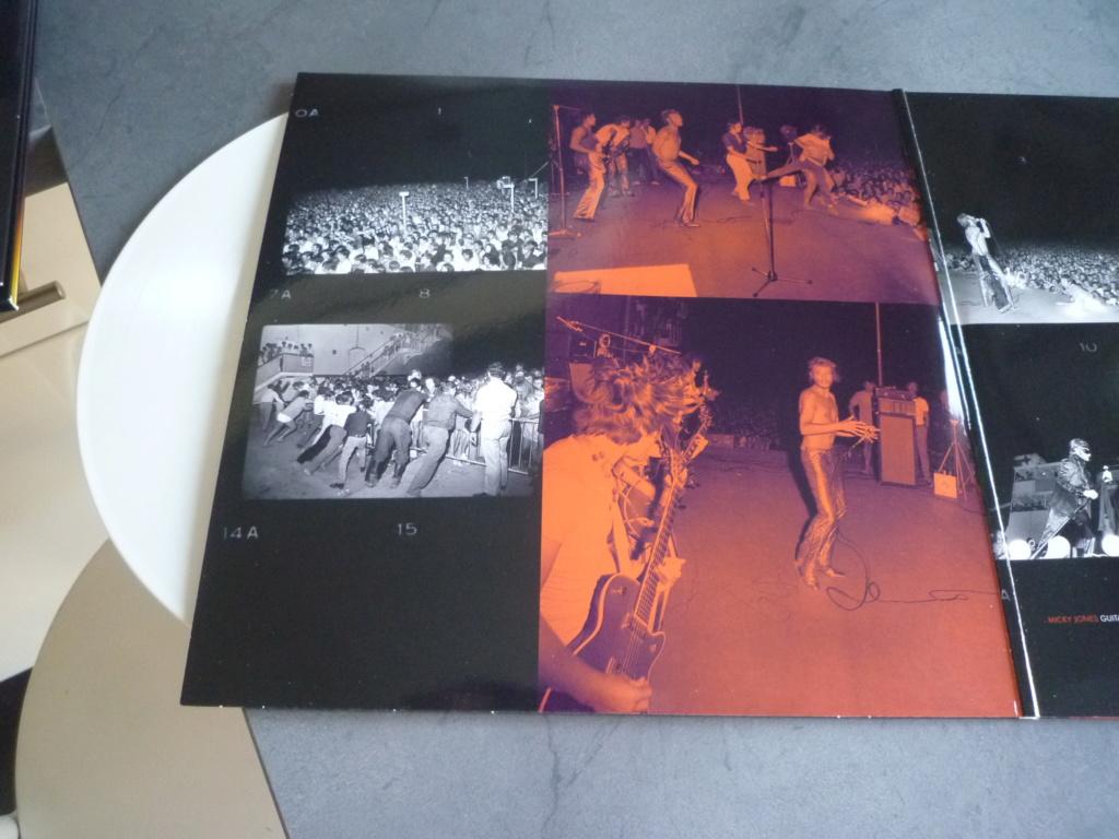 """double 33 tours """"Johnny 69, live Port Barcarès"""" édité par mercury P1610889"""