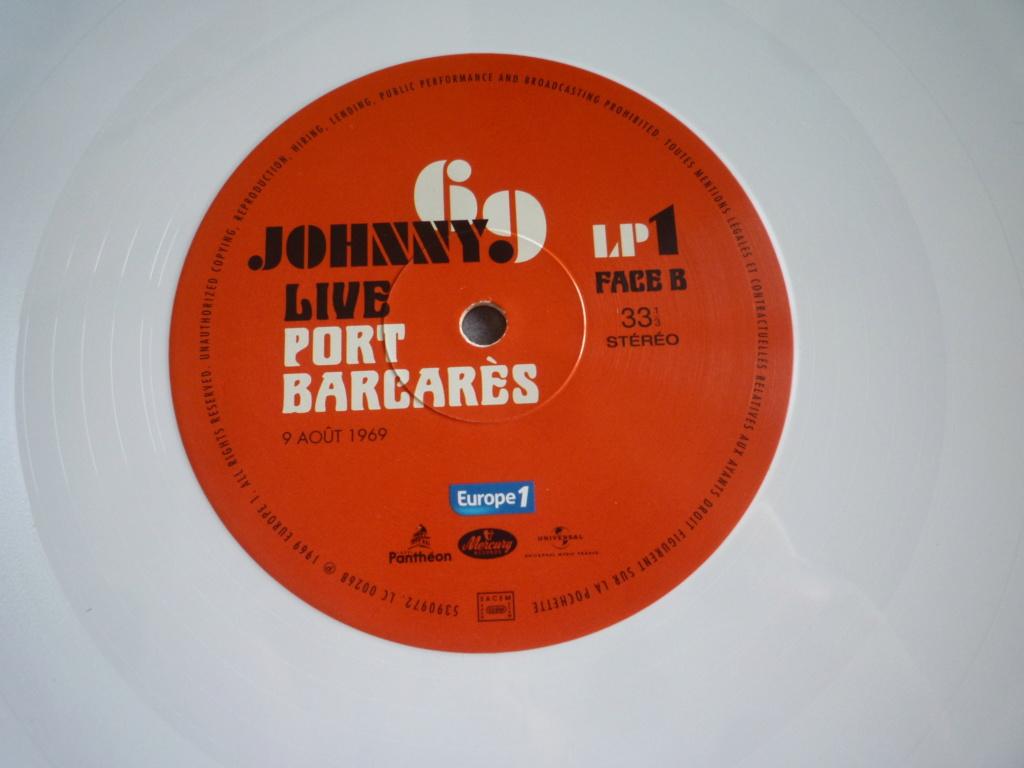 """double 33 tours """"Johnny 69, live Port Barcarès"""" édité par mercury P1610891"""