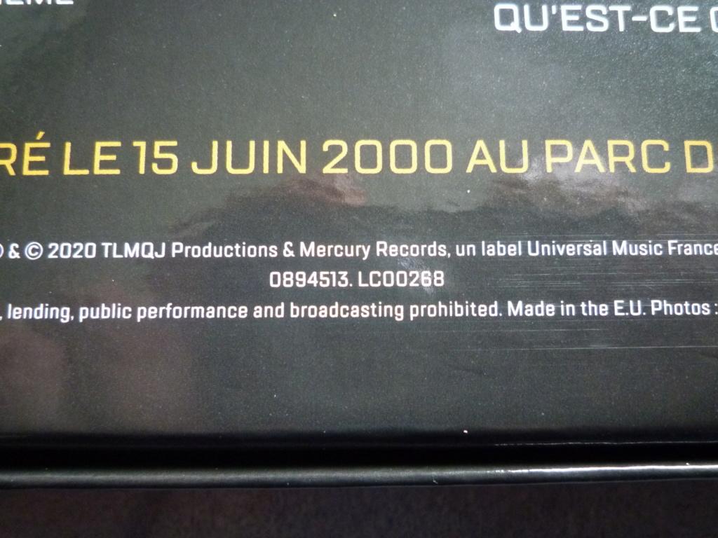 """coffret quadruple 33 tours """"Johnny Hallyday, happy birthday""""édité par Mercury P1610923"""