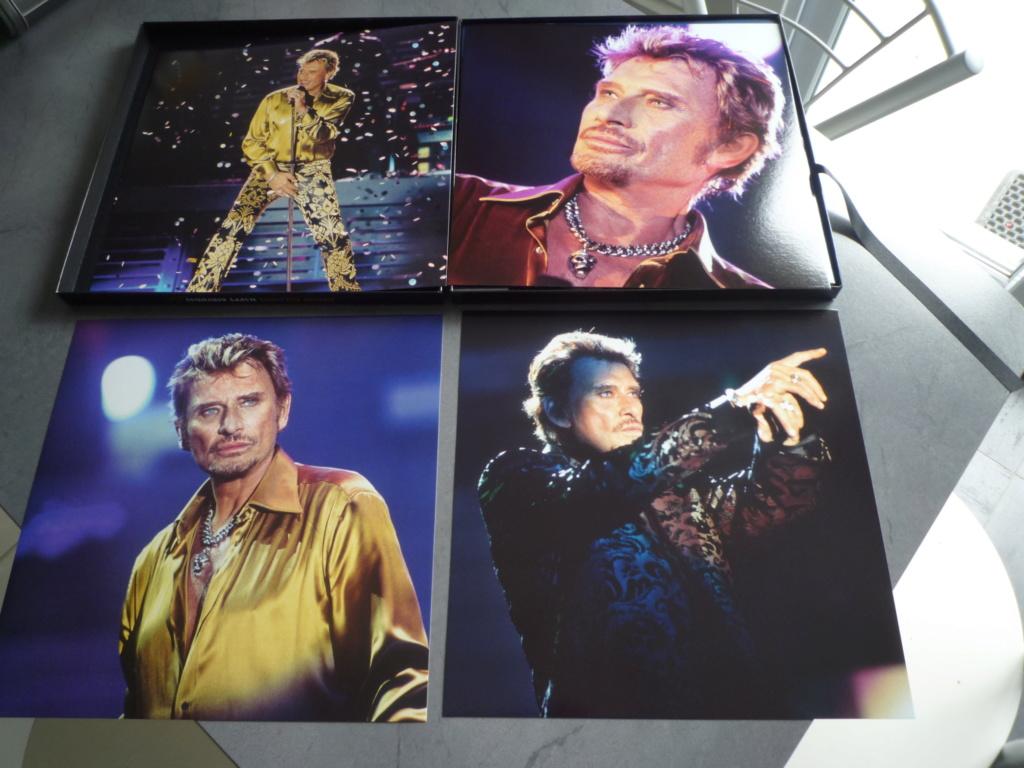 """coffret quadruple 33 tours """"Johnny Hallyday, happy birthday""""édité par Mercury P1610924"""
