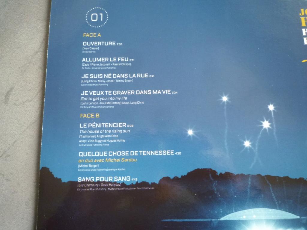 """coffret quadruple 33 tours """"Johnny Hallyday, happy birthday""""édité par Mercury P1610925"""