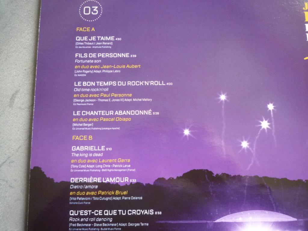 """coffret quadruple 33 tours """"Johnny Hallyday, happy birthday""""édité par Mercury P1610938"""