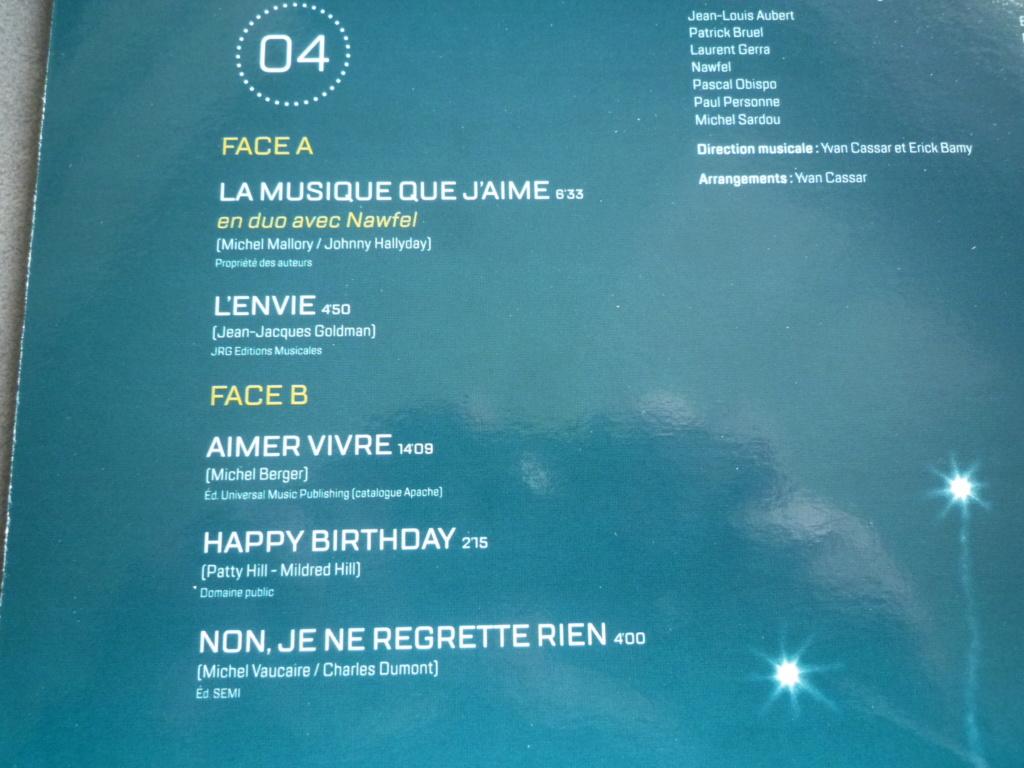 """coffret quadruple 33 tours """"Johnny Hallyday, happy birthday""""édité par Mercury P1610943"""