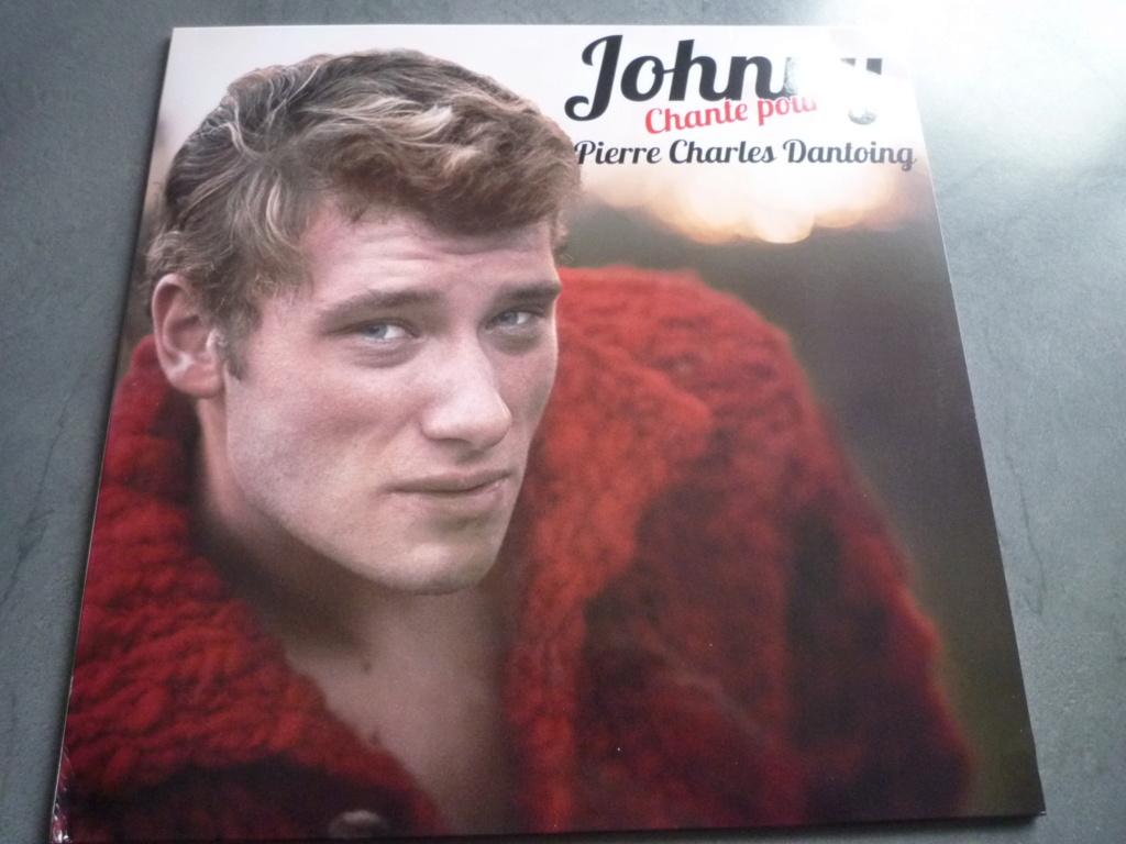 """33 tours """"Johnny chante pour ......."""" édité par LMLR P1620133"""