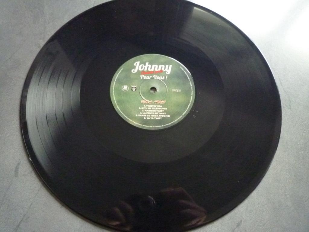 """33 tours """"Johnny chante pour ......."""" édité par LMLR P1620135"""