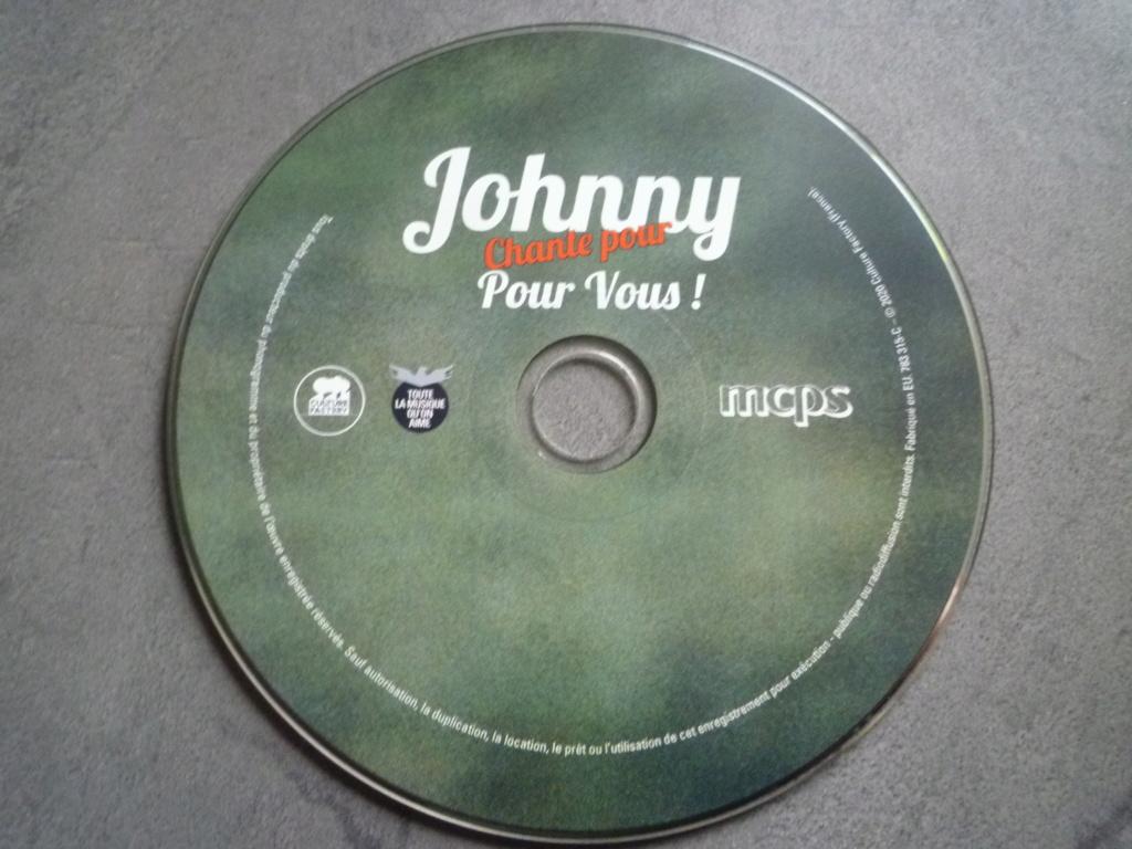 """33 tours """"Johnny chante pour ......."""" édité par LMLR P1620141"""