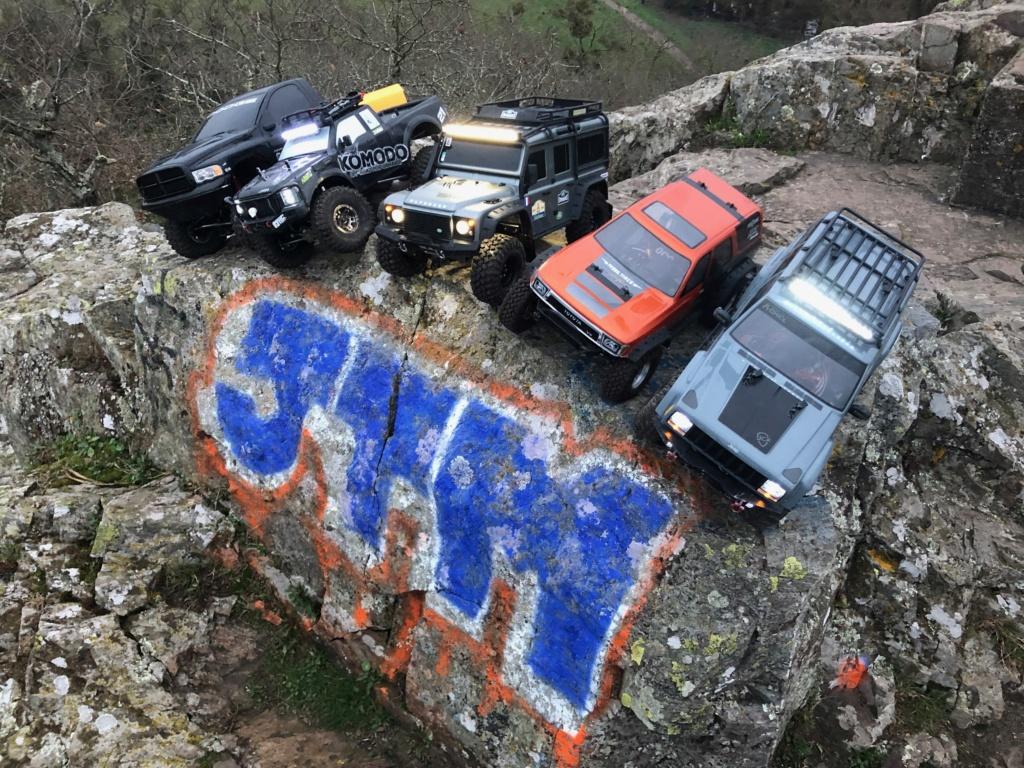 Sorties et Rassemblements Rc Scale Trial 4x4 et Crawler en Loire Atlantique Janvier 2019 - Page 2 Img_0922