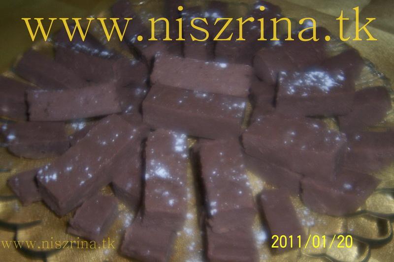 Ciocolata de casa وصفة شوكولا منزلية  Ciocol10