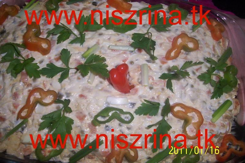 وصفة سلطة دي بُف  Salata de Boeuf din Ardeal Niszri15