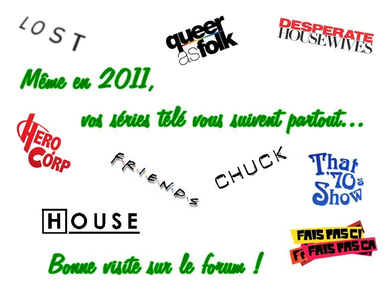 Les séries télévisées