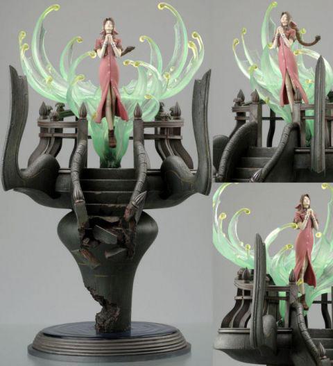 Estatua de Aeris. Aeris10