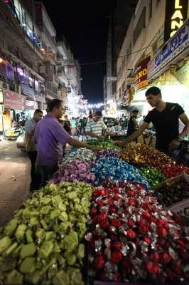 اجواء العيد في رام الله .. شاهد الصور 39098111