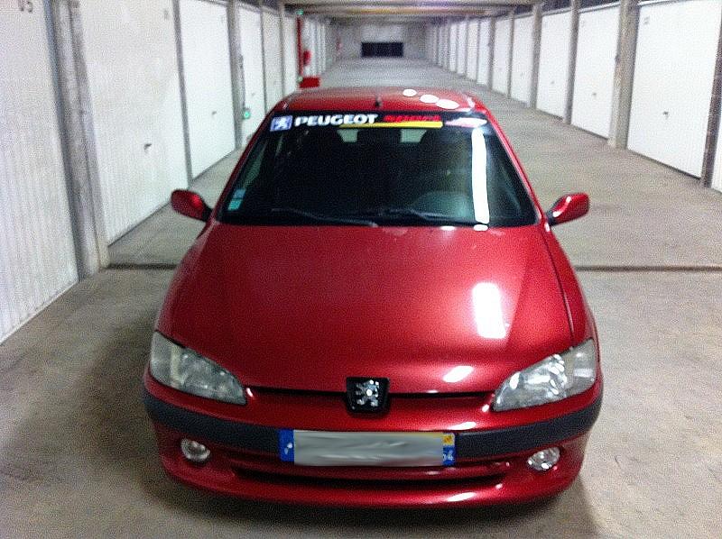 Peugeot 106 S16 Loisir / Circuit Pare_s10