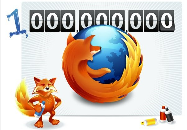 Mozilla firefox Mozill10