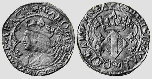 monnaie a identifier Carlos10