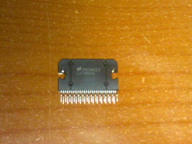 Nuovo Amplificatore HEAO (National LM4780 parallelo/ponte) - concorrenza al TA3020? - Pagina 9 13082010