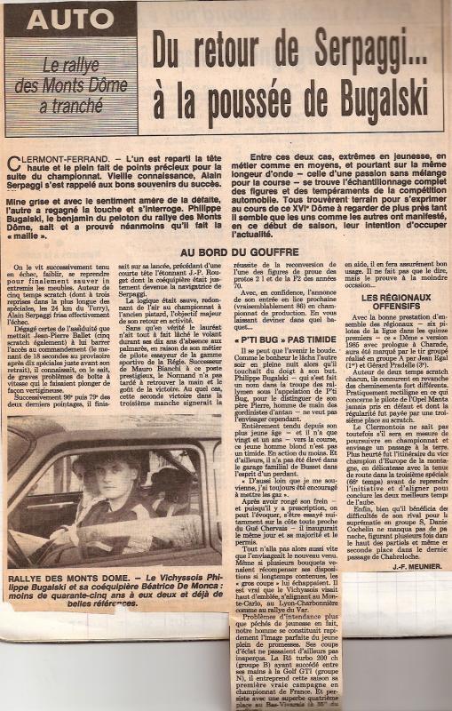 rallyes des années 80 - Page 4 Numari15