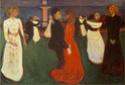 Edvard Munch [peintre/graveur] Danse_10